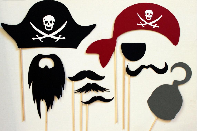 Пиратская вечеринка для детей 41